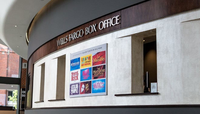 Box Office Information | Peace Center - Official Site