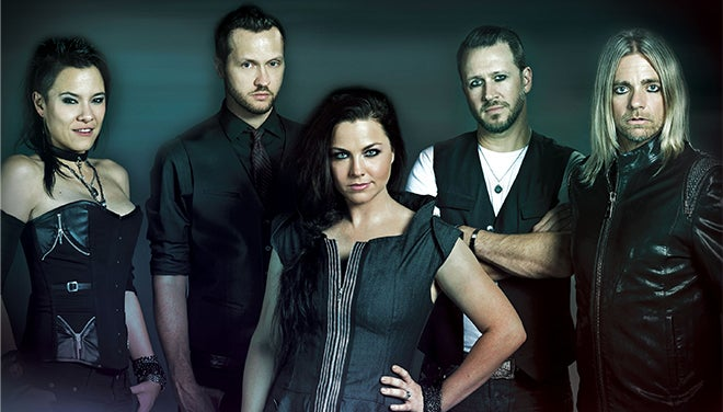 Image result for evanescence 2016