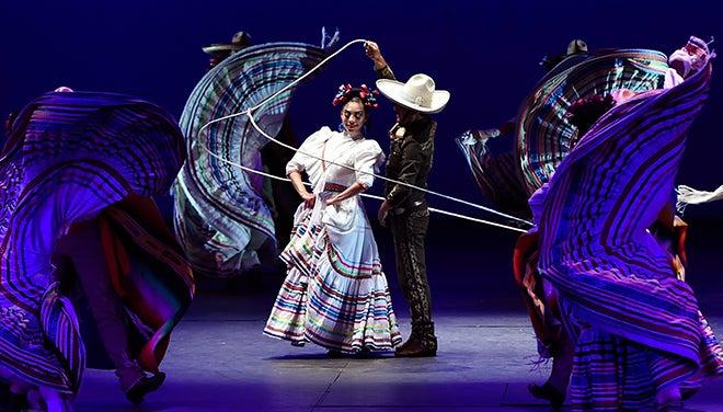 ballet folklórico de méxico tickets
