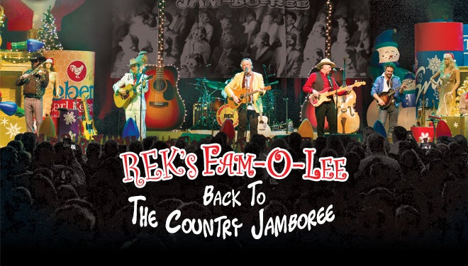 Robert Earl Keen Merry Christmas From The Family.Rek S Fam O Lee Back To The Country Jamboree With Special Guests Doyle Debbie Tickets