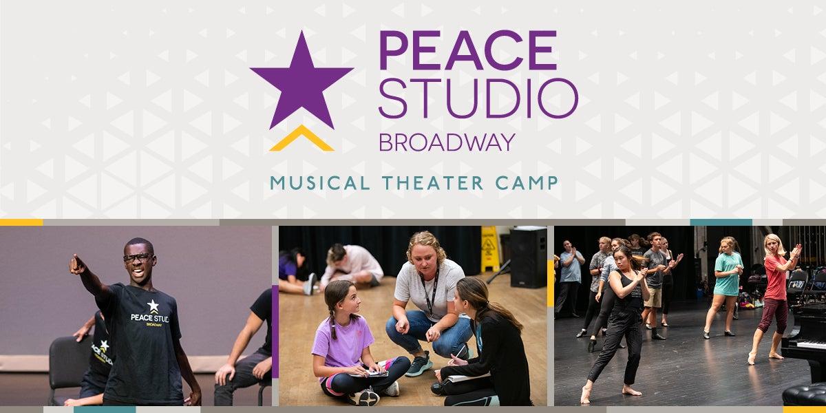 Peace Studio: Broadway actors