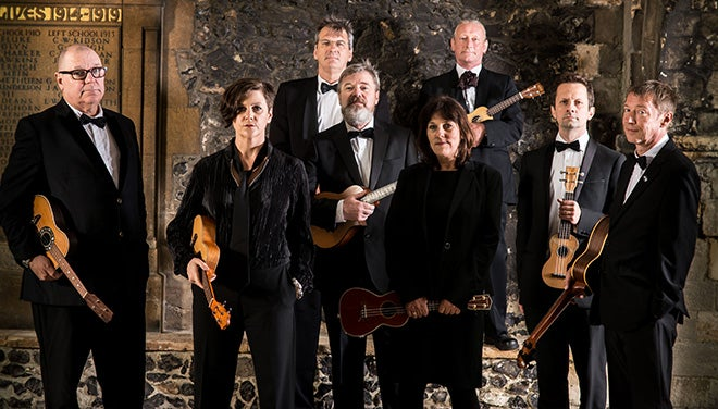 The Ukulele Orchestra Of Great Britain Tickets