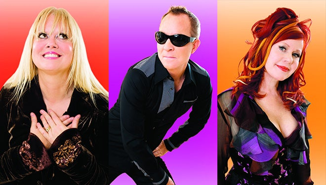 The B-52s TicketsB 52s Band
