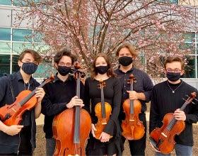 More Info for FAC Chamber Strings Yūjō Quintet